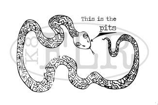 pit viper pun